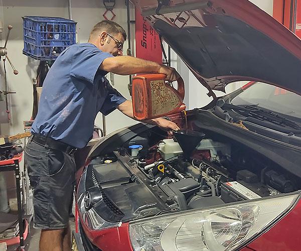Southern Sydney Mechanic Servicing